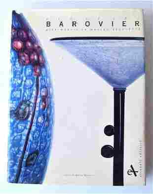Marina Barovier; Art of the Barovier Glassmakers in