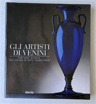 Fondazione Giorgio Cini; GLI Artisti Di Venini