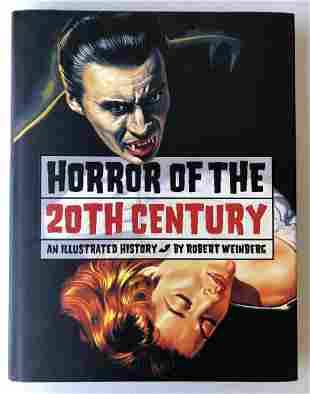 Robert Weinberg; Horror of the 20th Century