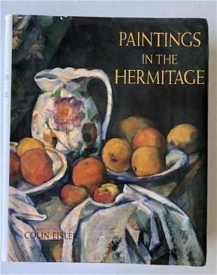 Colin Eisler; Paintings of the Hermitage