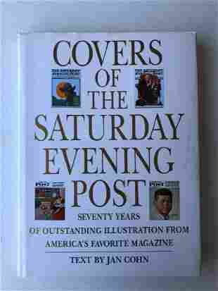 Jan Cohn Covers of The Saturday Evening Post