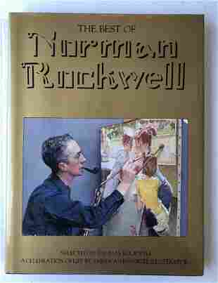 Thomas Rockwell; The Best of Norman Rockwell