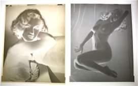 Rare Marilyn Monroe Vintage Negatives(2)
