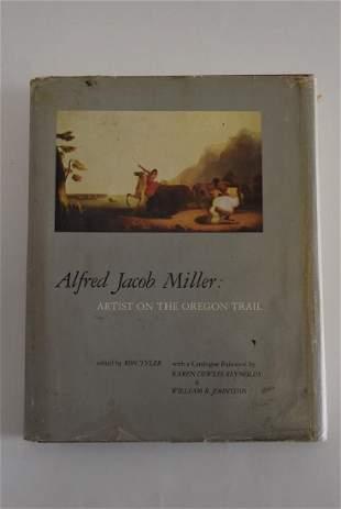 ReynoldsJohnston Alfred Jacob Miller Artist on the