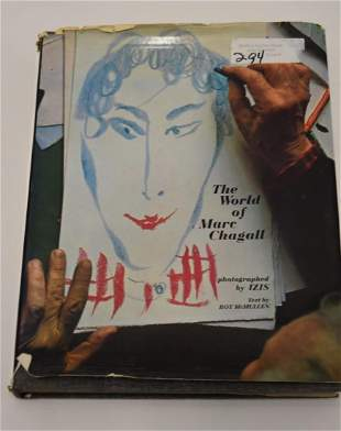 IzizMcMullen The World of Marc Chagall