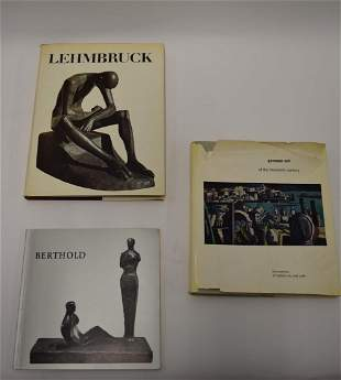 Three3 Art Reference Books