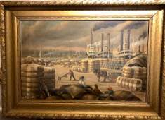 William A. Walker(after); American Oil New Orleans