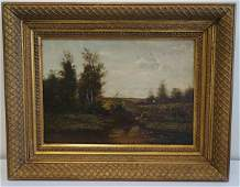 J. Francis Murphy; American Oil Painting Signed