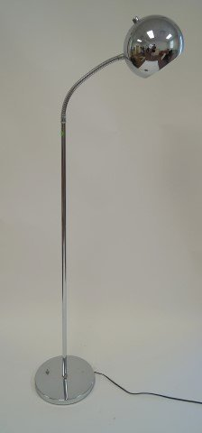 Sonneman - Mid Century Chrome Eyeball floor lamp