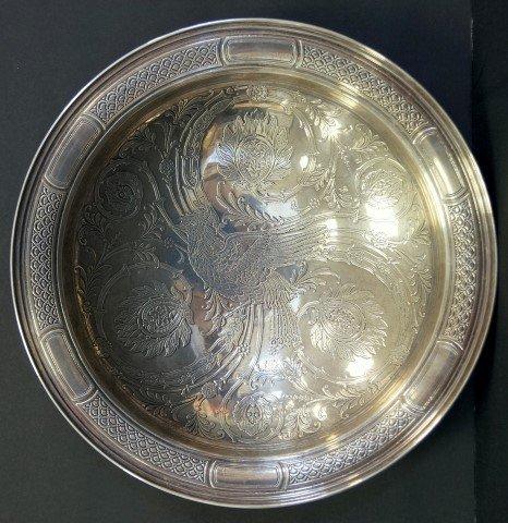 Tiffany & Co. American Sterling Silver Bowl