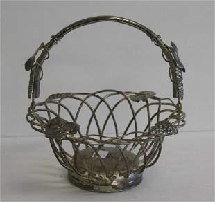 Godinger Silverplate Basket