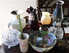 16 pc Grouping Estate Lot Collectibles