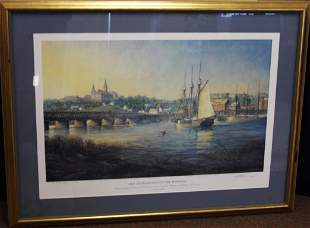 Paul McGehee; Limited Edition Framed Print