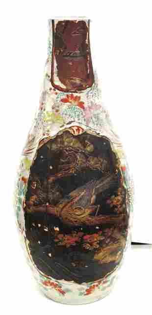 Monumental Chinese Porcelain Vase