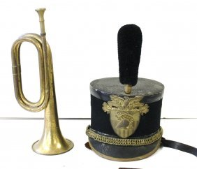 Two(2) West Point Military Items