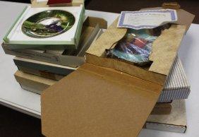 Ten(10) Miscellaneous Porcelain Collector's Plates