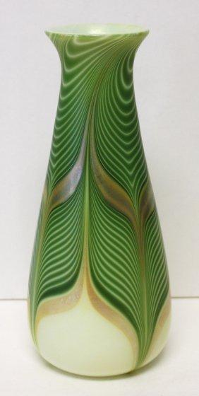 20thc. Art Glass Vase