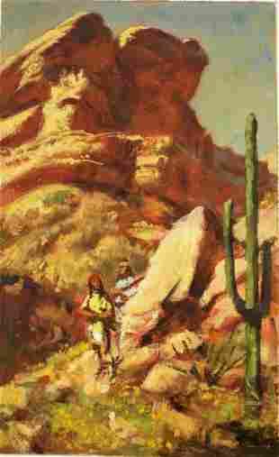 Shannon Stirnweis; 20thC. American Illustration