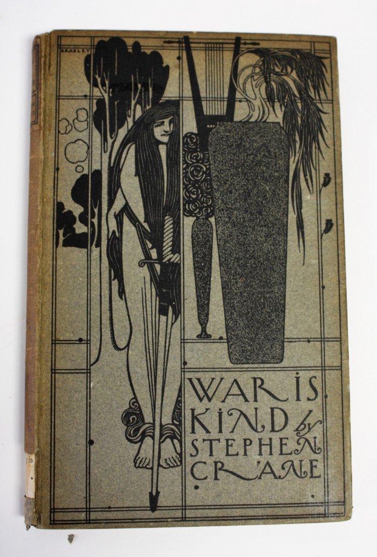 Stephen Crane: War is Kind. 1899