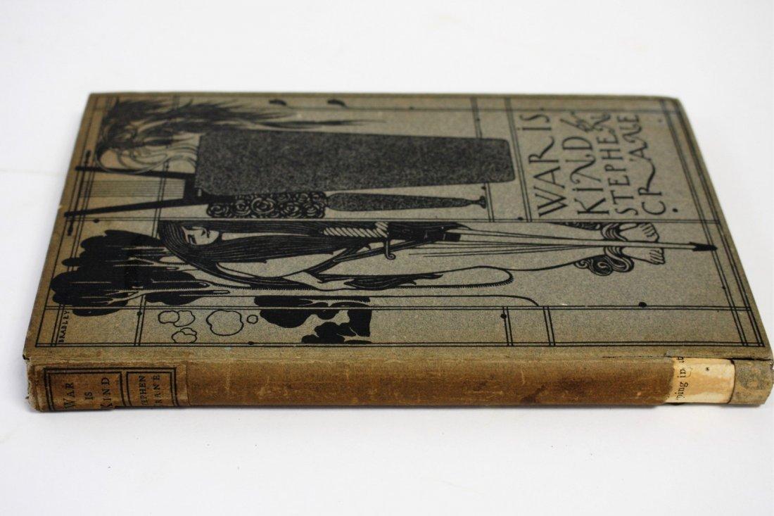 Stephen Crane: War is Kind. 1899 - 5