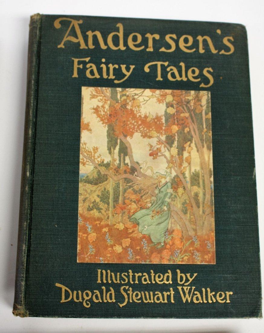 Four(4) Illustrated Children's Books - 4
