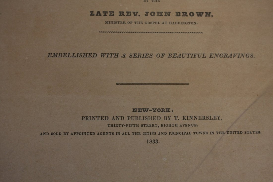 Holy Bible: Old and New Testaments.1833 - 4
