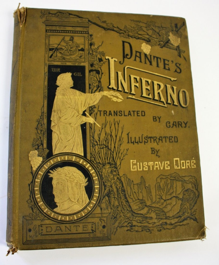 Cary: Dante's Inferno. 1900