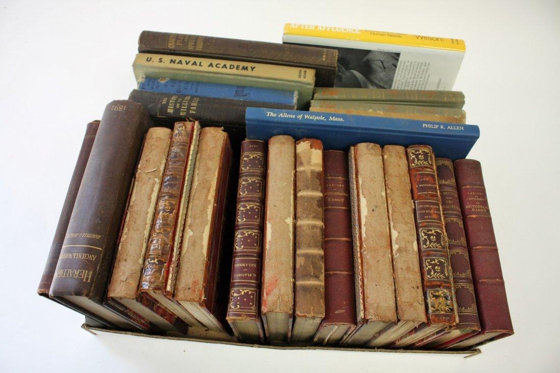 Lot of Miscellaneous Estate Books(23)