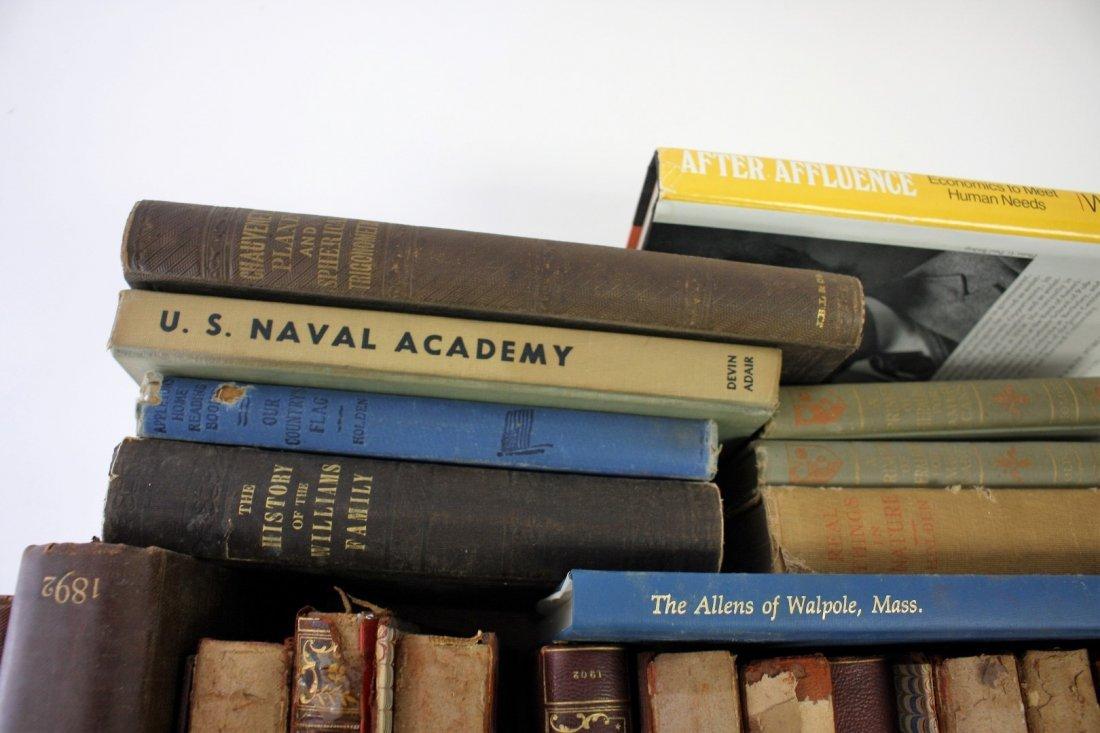 Lot of Miscellaneous Estate Books(23) - 3