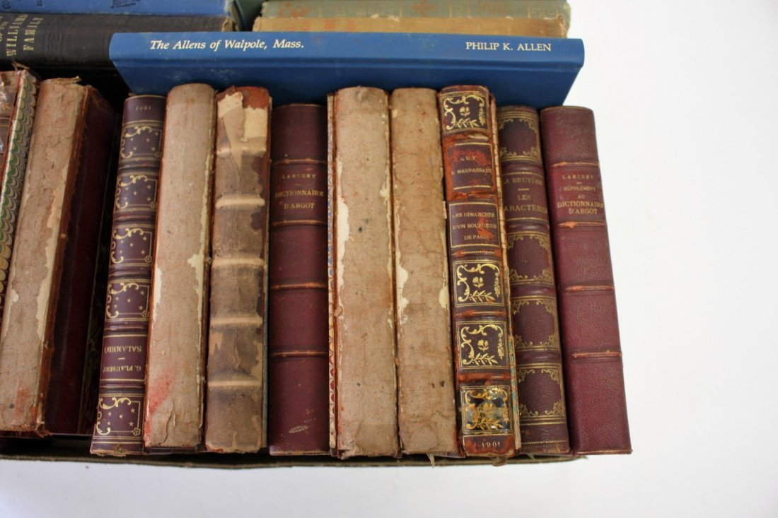 Lot of Miscellaneous Estate Books(23) - 4