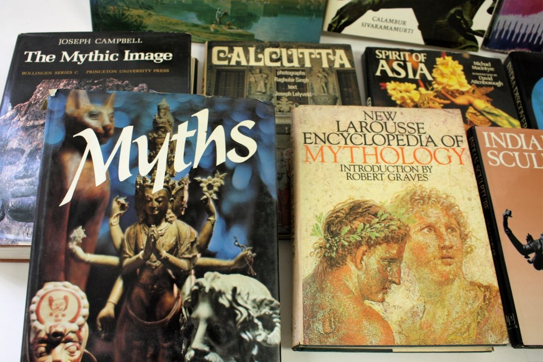 Miscellaneous Estate Lot: India, Myths, Etc.(14) - 4