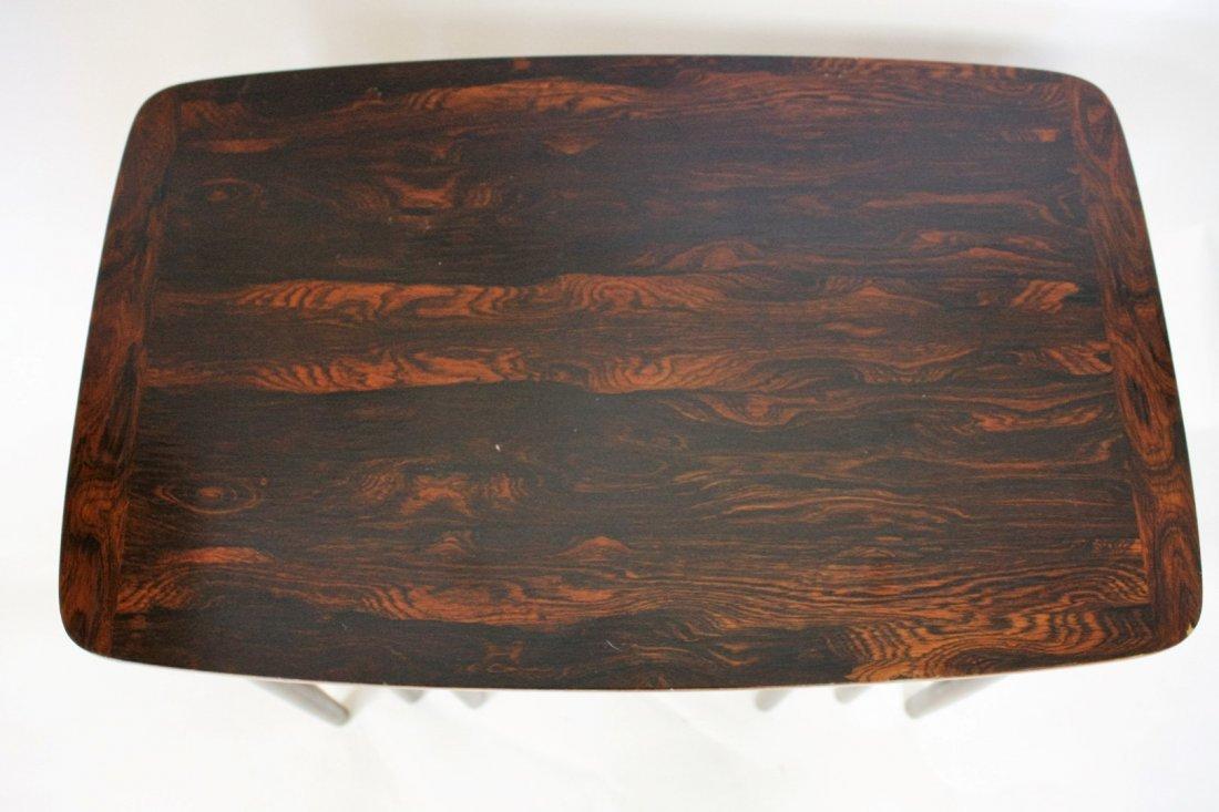 Set of Three(3) Mid Century Nesting Tables - 5