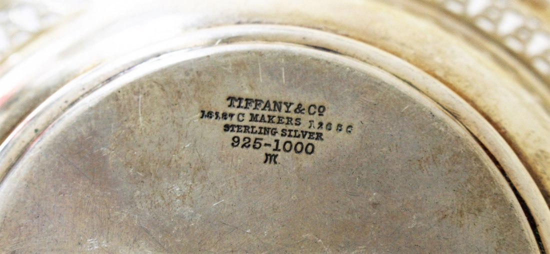 Two (2) Tiffany & Co.  Sterling Silver Bowls - 5