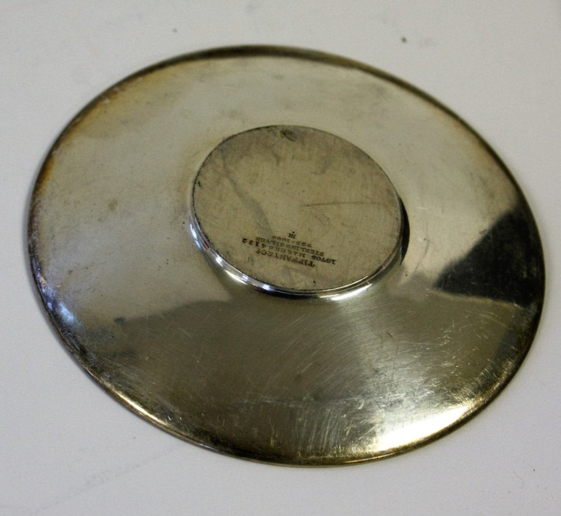 Tiffany & Co. Sterling Silver Saucers(24 pieces) - 3