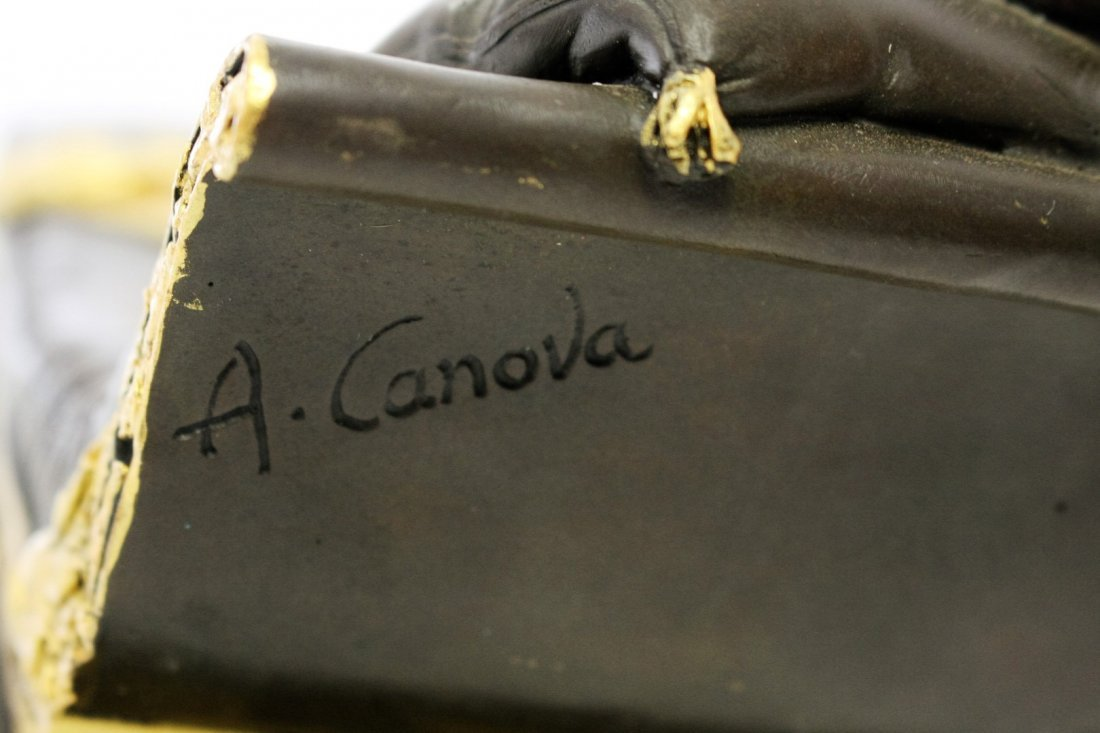 A. Canova(after) Bronze Grouping Signed - 5