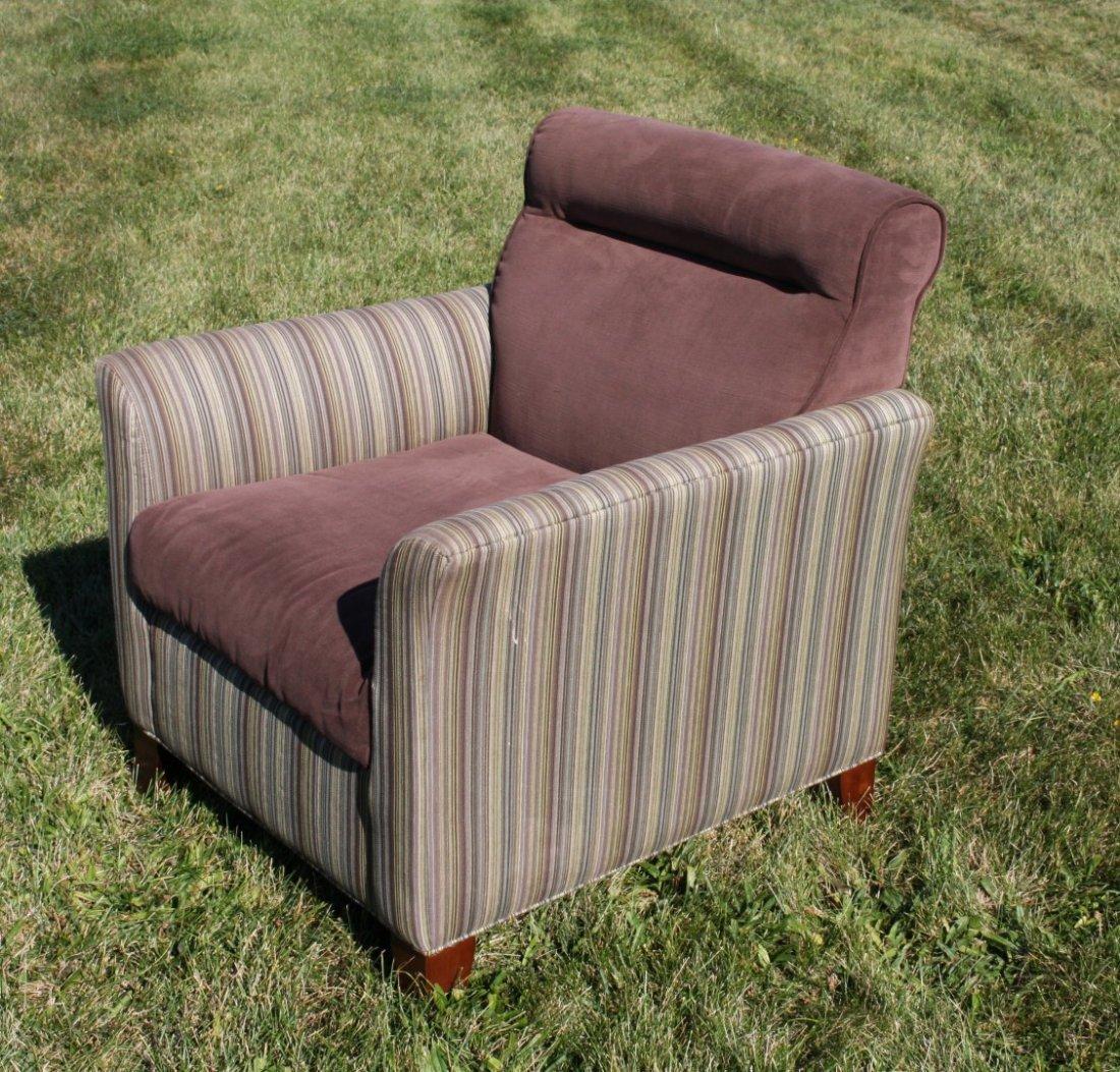 Pair Modernism Design Club Chairs - 3