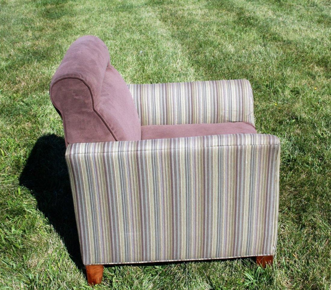 Pair Modernism Design Club Chairs - 5