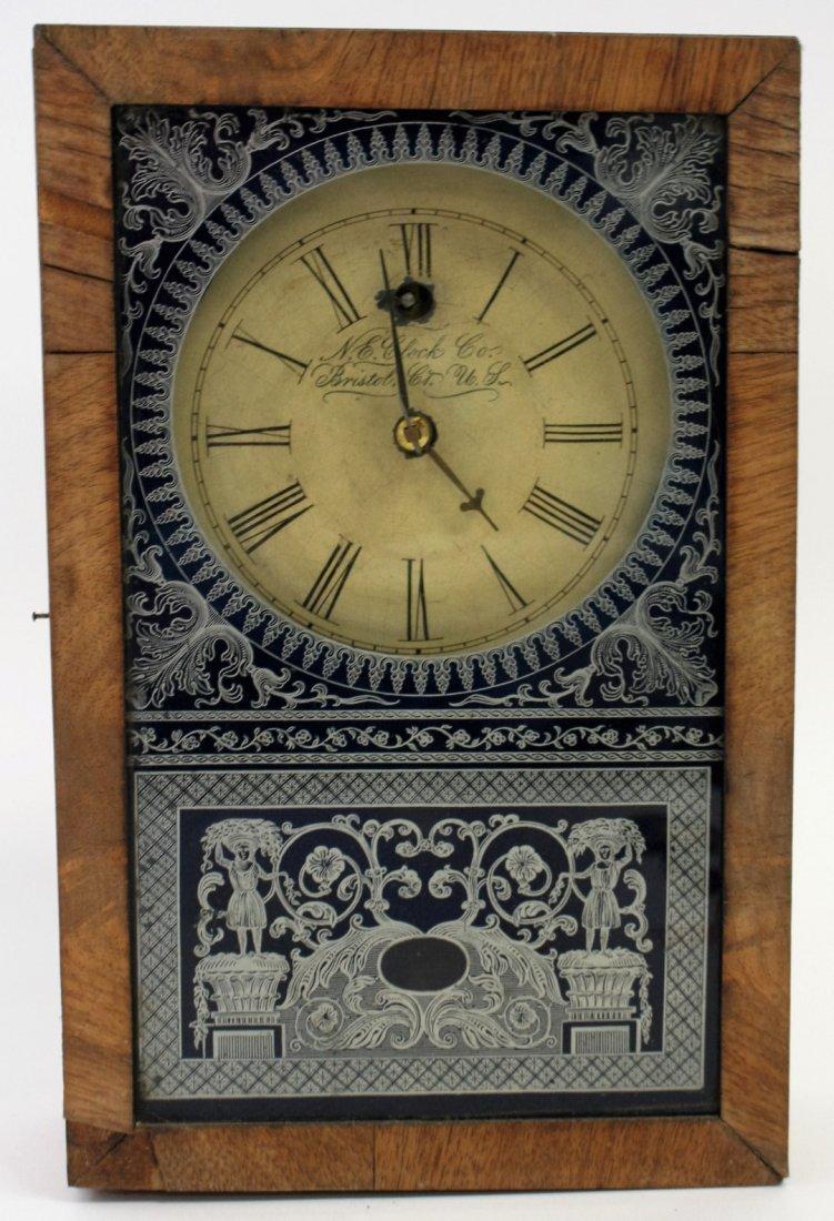 New England Clock Co. Mantle Clock