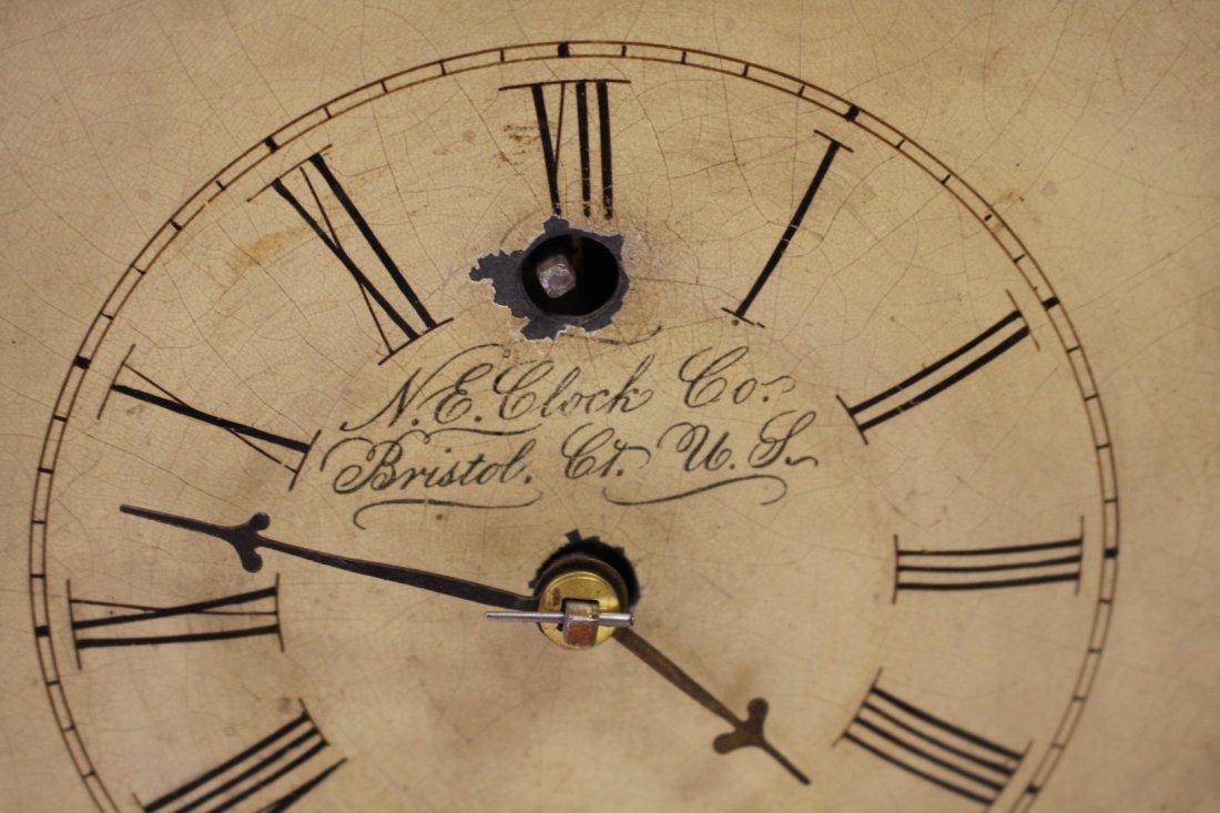 New England Clock Co. Mantle Clock - 6