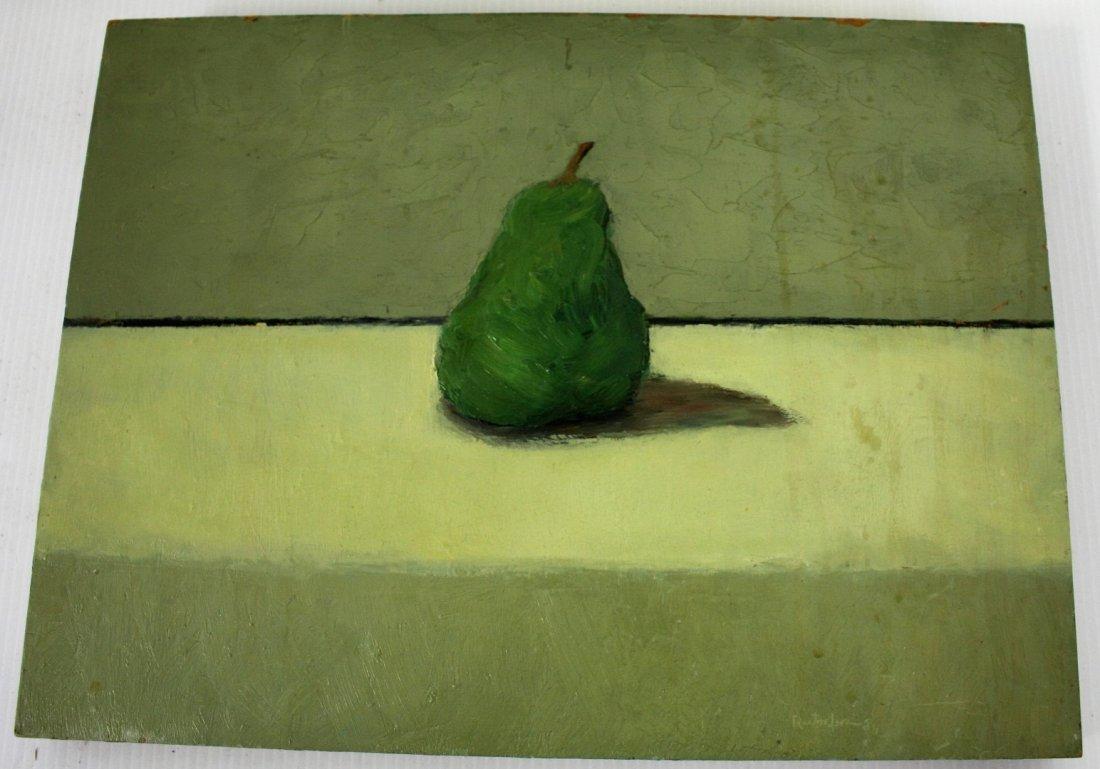 Joy Divine; Three(3) 20thC. American Oil Paintings - 4
