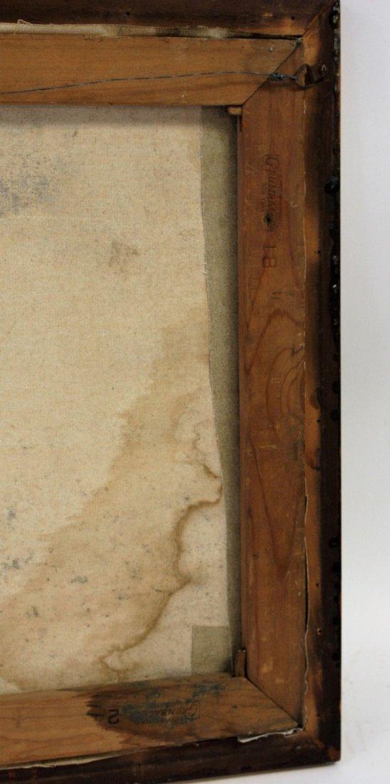 Hilaire; 20thC. Oil Paintnig Signed - 7