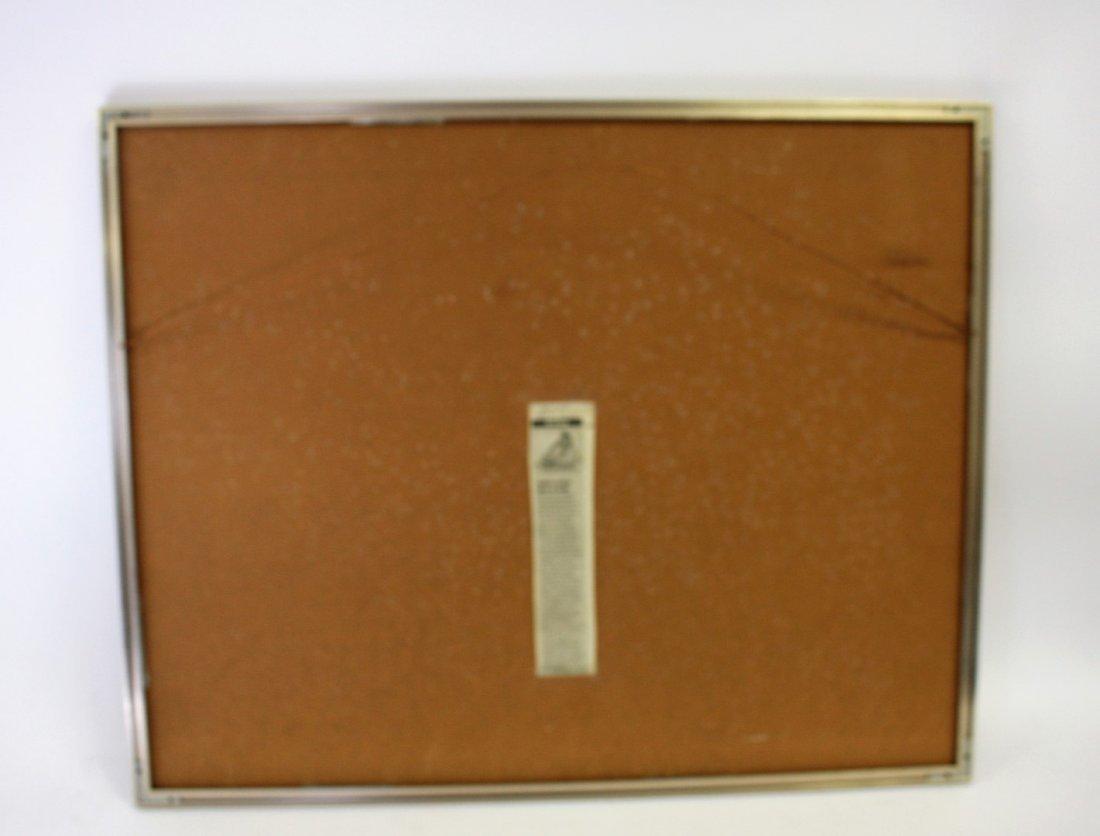 R.C. Gorman; Framed Print Signed - 6
