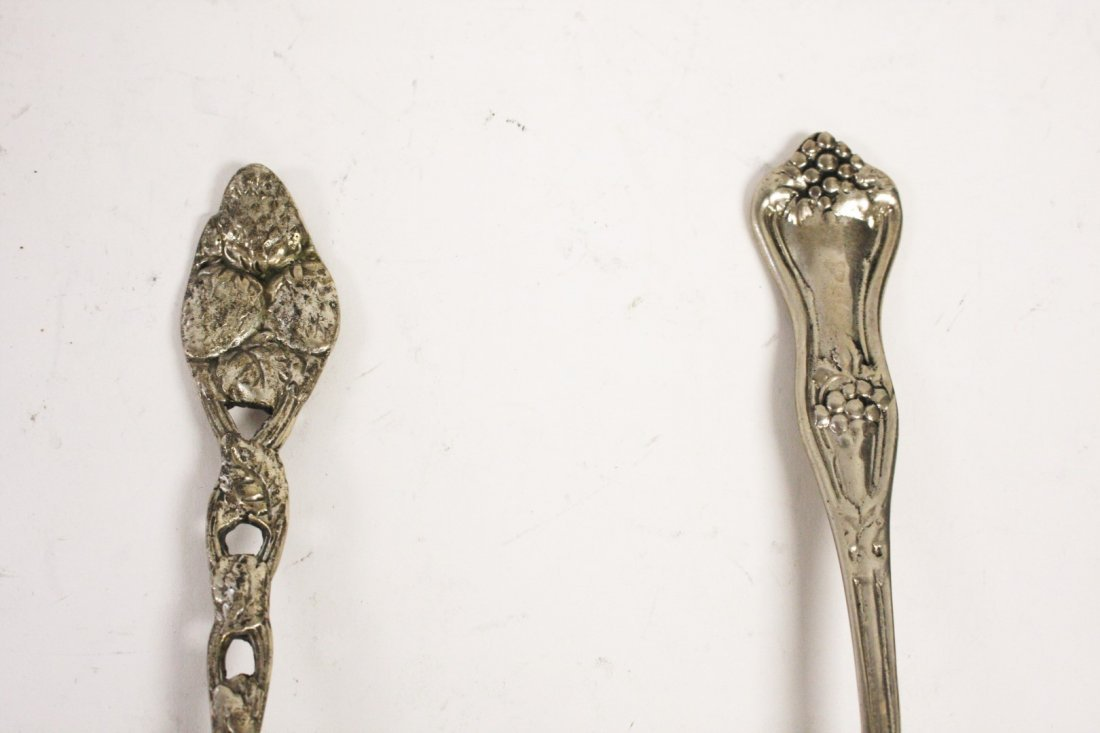 Two (2) Sterling Serving Pieces - 3