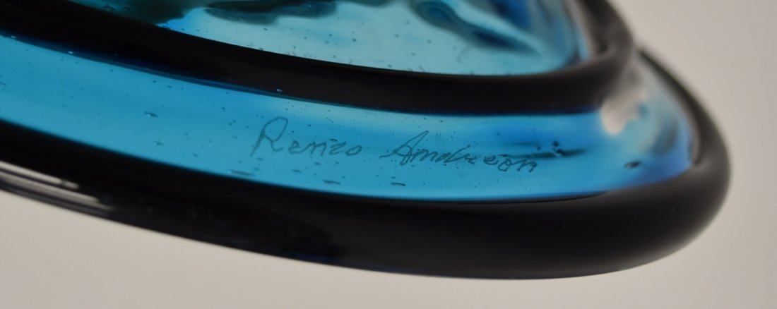 20thC. Murano Glass Sculpture - Hommage to Picasso - 8