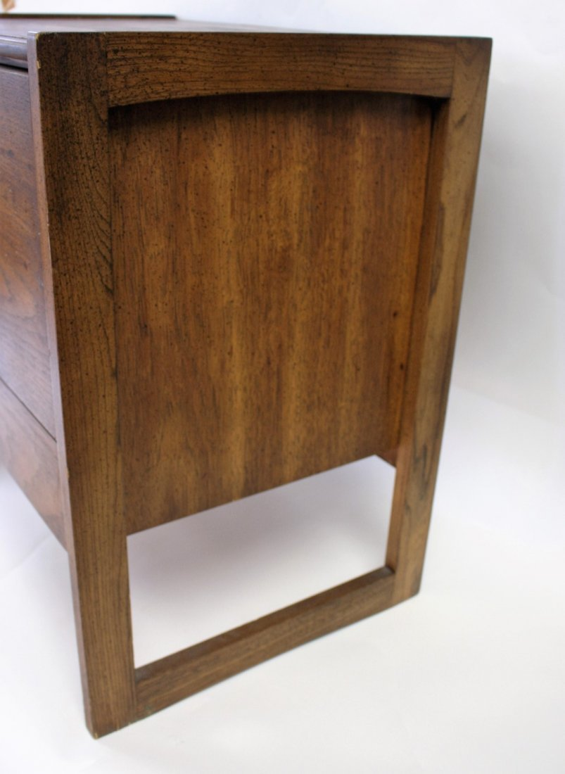 Mid Century Bed Stand - 6
