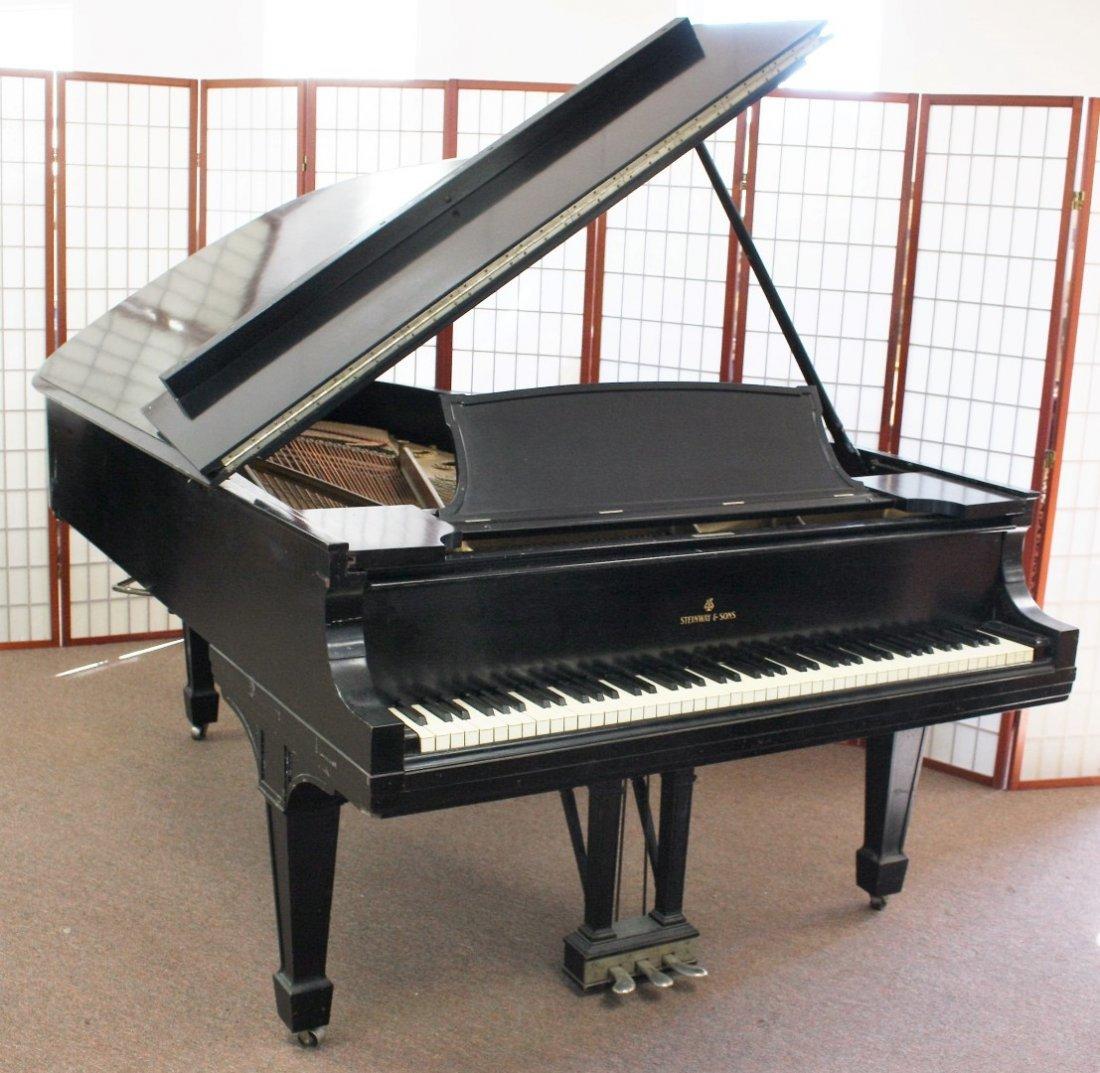 Steinway Music Room Grand B Piano