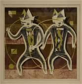 Benton Spruance(after)20thC. American Modernist