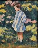 Dorothea Sharp; 20thC. English Oil Signed