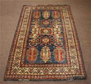 Handmade Persian Carpet 35 x 54