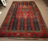 Handmade Persian Carpet 52 x 10